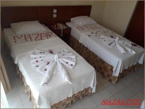 Nazar Hotel, Szállodák  Didim - big - 4