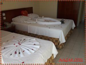 Nazar Hotel, Szállodák  Didim - big - 3