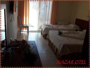 Nazar Hotel, Szállodák  Didim - big - 2