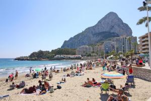 Holiday Apartment Apolo III, Appartamenti  Calpe - big - 7
