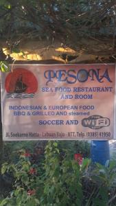 Pesona Restaurant and Room, Vendégházak  Labuan Bajo - big - 19