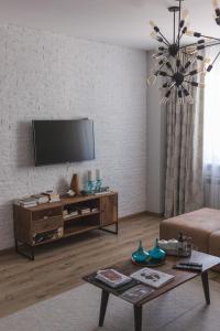 The Room: apartment #34, Apartmány  Astana - big - 17
