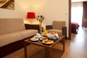 Palace Hotel e SPA - Termas de Sao Miguel, Szállodák  Fornos de Algodres - big - 4