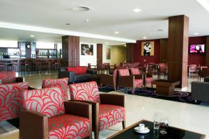 Palace Hotel e SPA - Termas de Sao Miguel, Szállodák  Fornos de Algodres - big - 34