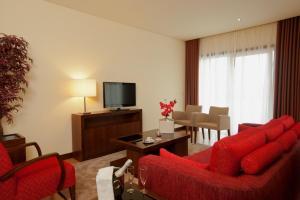 Palace Hotel e SPA - Termas de Sao Miguel, Szállodák  Fornos de Algodres - big - 2