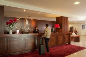 Palace Hotel e SPA - Termas de Sao Miguel, Szállodák  Fornos de Algodres - big - 23