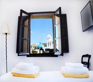 Santorini Heritage Villas, Vily  Megalokhori - big - 69
