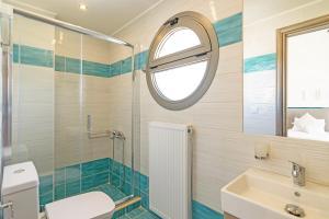 Blue Oyster Villas, Villas  Platanes - big - 5
