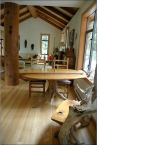 Clayoquot Cedar House, Dovolenkové domy  Tofino - big - 10