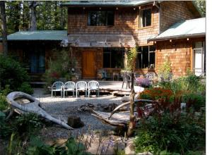 Clayoquot Cedar House, Dovolenkové domy  Tofino - big - 11