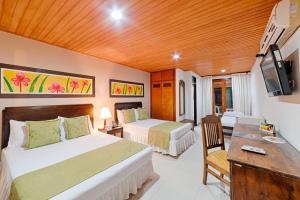 MS Campestre La Potra Plus, Hotels  Villavicencio - big - 9