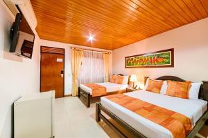 MS Campestre La Potra Plus, Hotels  Villavicencio - big - 16