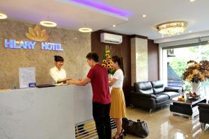 Hilary Hotel, Отели  Дананг - big - 23