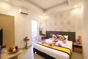 Hilary Hotel, Отели  Дананг - big - 2