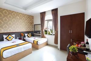 Hilary Hotel, Отели  Дананг - big - 3