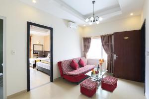 Hilary Hotel, Отели  Дананг - big - 7