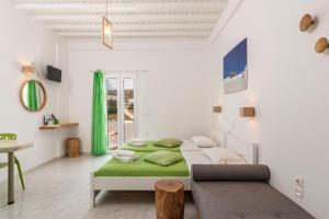 Artemoula's Studios, Apartmanhotelek  Platísz Jalósz - big - 3