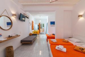 Artemoula's Studios, Apartmanhotelek  Platísz Jalósz - big - 37