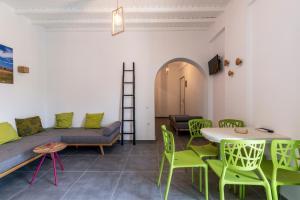 Artemoula's Studios, Apartmanhotelek  Platísz Jalósz - big - 26