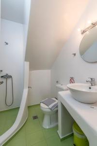 Artemoula's Studios, Apartmanhotelek  Platísz Jalósz - big - 49