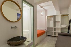 Artemoula's Studios, Apartmanhotelek  Platísz Jalósz - big - 48