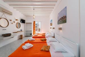 Artemoula's Studios, Apartmanhotelek  Platísz Jalósz - big - 18