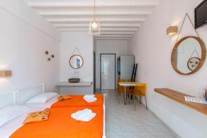 Artemoula's Studios, Apartmanhotelek  Platísz Jalósz - big - 13