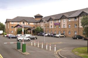 Premier Inn Glasgow Airport, Отели  Пейсли - big - 17