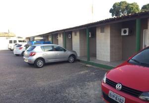 Pousada Jardim, Penzióny  Estância - big - 9