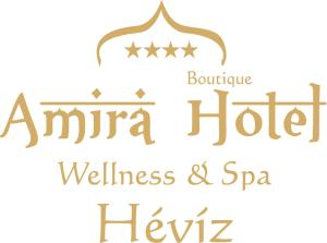Amira Boutique Hotel Hévíz Wellness & Spa, Hotely  Hévíz - big - 2