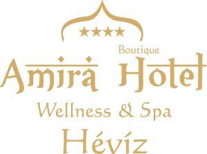Amira Boutique Hotel Hévíz Wellness & Spa, Отели  Хевиз - big - 2