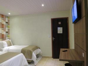 Hotel Contorno Sul, Hotely  Curitiba - big - 31