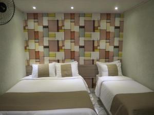 Hotel Contorno Sul, Hotely  Curitiba - big - 1