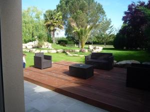 Maison d'hôtes Villa Soleil, Affittacamere  Bergerac - big - 33