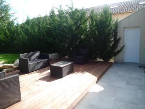 Maison d'hôtes Villa Soleil, Affittacamere  Bergerac - big - 34