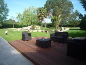 Maison d'hôtes Villa Soleil, Affittacamere  Bergerac - big - 85