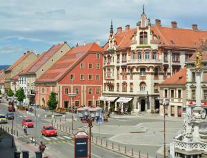 Hotel Maribor, City apartments