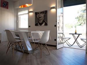 Settimo Piano, Ferienhäuser  La Spezia - big - 8
