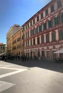 Settimo Piano, Ferienhäuser  La Spezia - big - 25