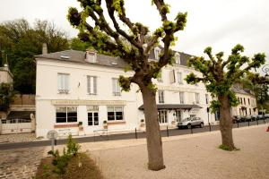 Logis Hotel Beaudon, Hotely  Pierrefonds - big - 6