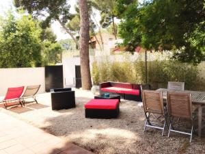 La Villa De Port-Miou, Appartamenti  Cassis - big - 42