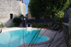 Château de Bouniagues, Apartmány  Bouniagues - big - 18