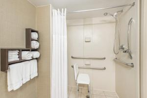 King Room - Hearing Accessibility with Roll In Shower/Non-Smoking