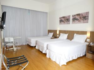 Premier Parc Hotel, Hotely  Juiz de Fora - big - 6