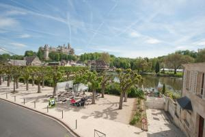 Logis Hotel Beaudon, Hotely  Pierrefonds - big - 4