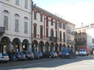 Aer Hotel Malpensa, Hotels  Oleggio - big - 32