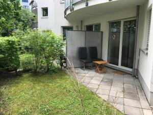 KN Kahtan Boarding House, Apartmány  Mníchov - big - 27