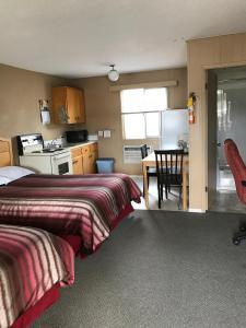 Bulkley Valley Motel, Motely  New Hazelton - big - 26