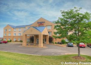 Fairfield Inn Fort Leonard Wood St. Robert, Отели  Saint Robert - big - 1