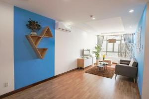 Hoang Anh Gia Lai Apartment B20.03, Apartmány  Da Nang - big - 41